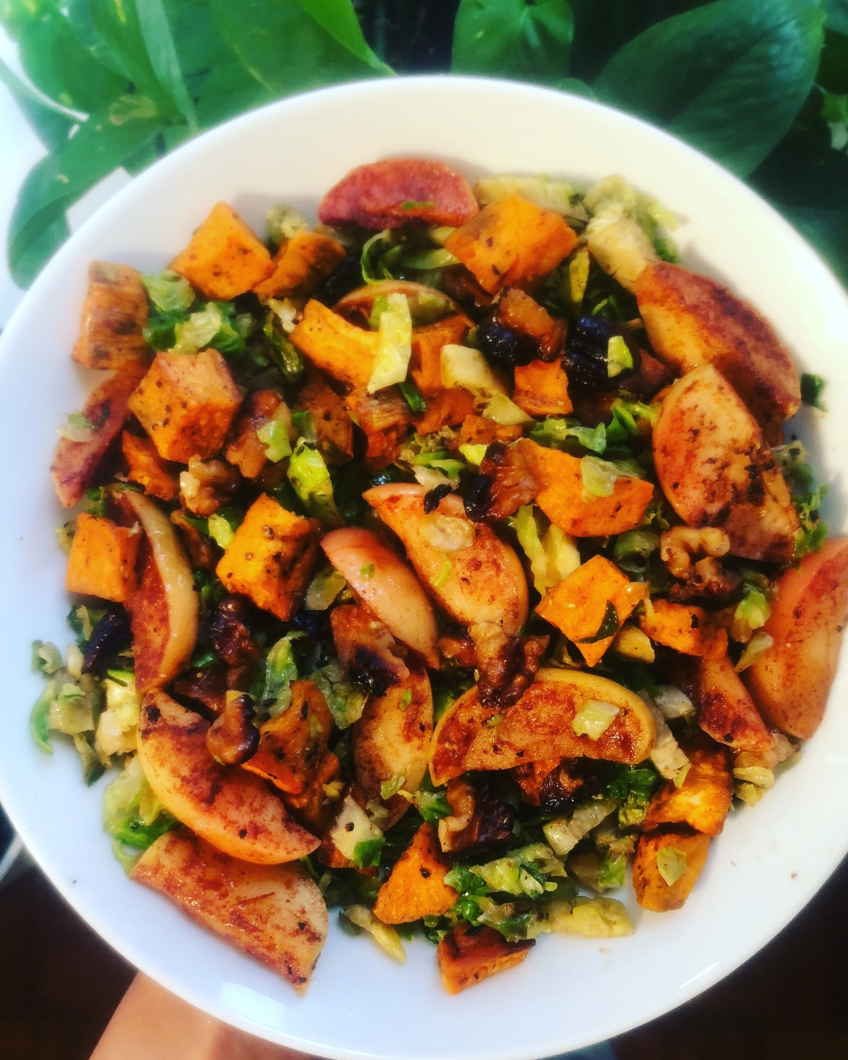 Fall Veggie Hash