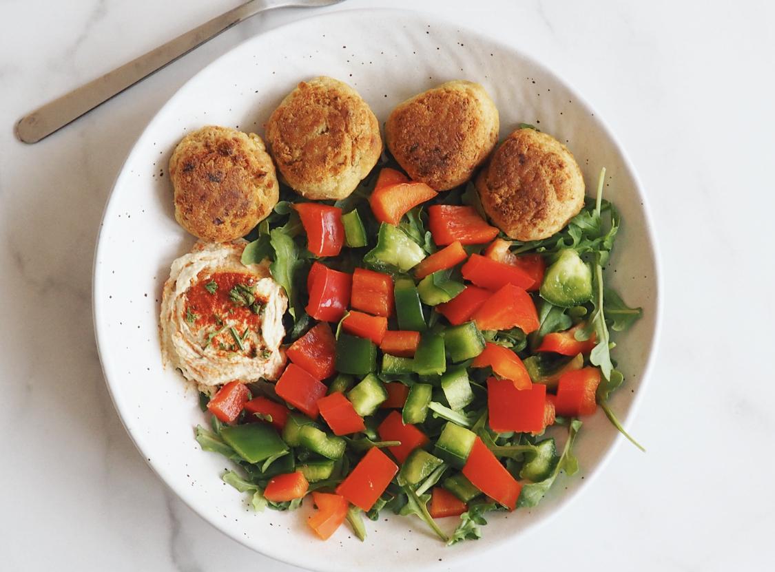 gluten free falafel