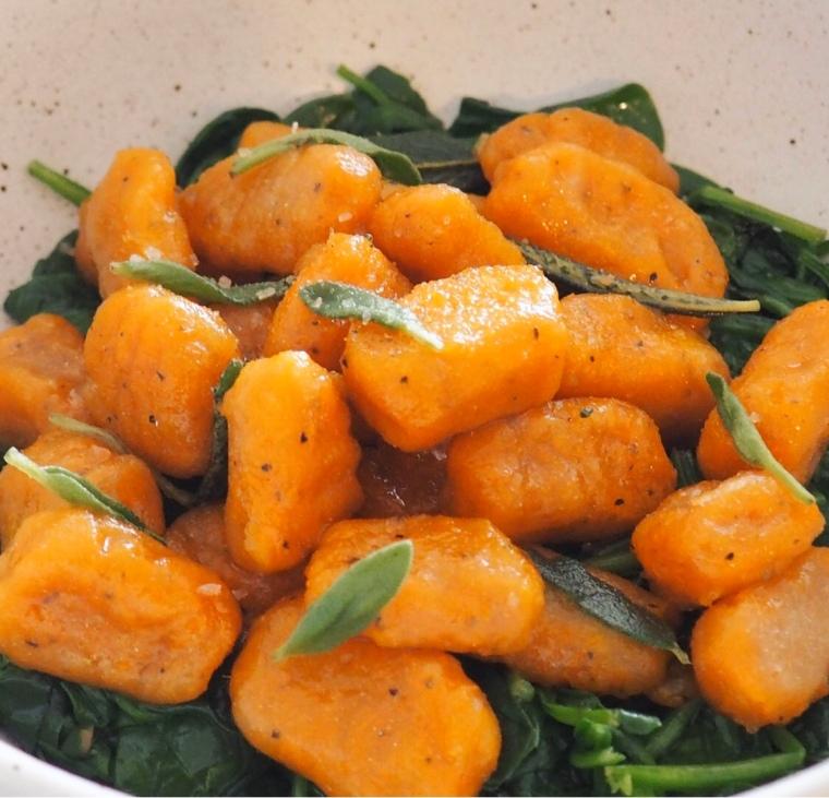 sweet potato gnocchi 6